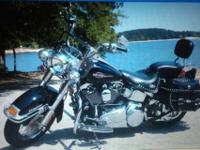 2008 Harley Davidson in Excellent Condition- - Black