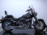 2008 FLSTF Softail Fat Boy WE FATTENED IT UP QUITE A
