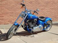 2008 Harley Davidson FXCW Rocker C Softail. 2008 Harley