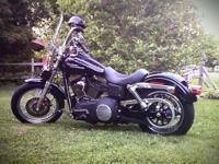 2008 Harley-Davidson FXDB Dyna Street Bob 1584 cc