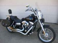 Description MUST SEE2008 harley Davidson Street Bob
