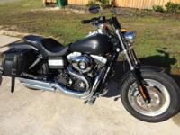 2008 Harley Davidson Fat Bob FXDF . Excellent Condition
