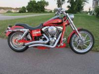 2008 Harley Davidson FXDSE CVO Screamin Eagle This