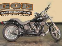 2008 Harley-Davidson FXSTB NIGHT TRAIN (049133) Great