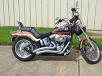 2008 Harley-Davidson FXSTC - 12988.00 This is a Used