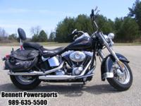 For Sale 2008 Harley Davidson Heritage Soft Tail, this