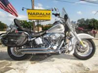 2008 Harley-Davidson Heritage Softail Classic FREE