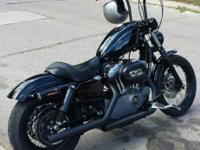 2008 Harley davidson Davidson Nightster. Beautiful