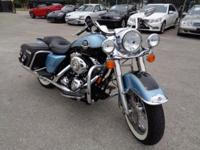 Florida 2008 Harley Davidson Road King motorcycle with