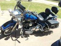 2008 Harley Davidson Road King Classic Touring
