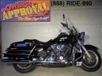 2008 Harley Davidson Road King for sale $10,800! Vivid