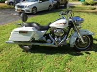 "2008 Harley Davidson Road King 96"" motor with 6 speed"