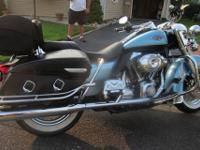 2008 Harley Road King - Absolutly MINT - 13,988 Miles -