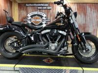 Bikes Softail 8180 PSN. Drilled metal. An air-cooled