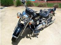 2008 Harley-Davidson Softail DELUXE, 96 CI Six Speed
