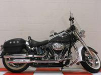2008 Harley-Davidson Softail Deluxe Used Harley