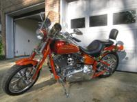 2008 CVO FXSTSSE2 Screaming Eagle Softail Springer For