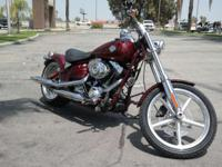 Motorcycles Softail 1435 PSN . Anti-sparkle is the