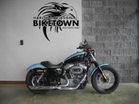 2008 Harley-Davidson Sportster 1200 Nightster the