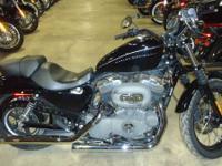 2008 Harley-Davidson Sportster 1200 Nightster BARE