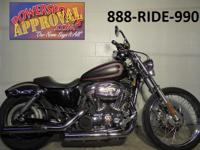 2008 Harley Davidson Sportser 1200C For sale with Spoke