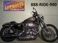 2008 Harley Davidson Sportser 1200C For sale with Spoke