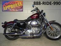 2008 Harley Davidson Sportser 883 Motorcycle for sale