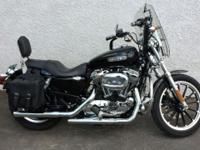 2008 Harley Davidson Sportster XL1200 ** One Owner **