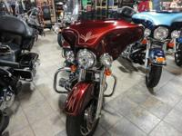 An immaculately clean fairing with solo headlamp and