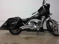 I'm offer this stunning 2008 Harley Davidson Bagger