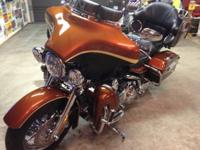 2008 Harley-Davidson Touring. THIS IS A SHOW ROOM NEW