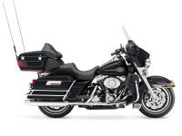 There is a King Tour Pak and GTX-nylon saddlebags.