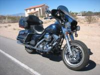 2008 Harley Davidson Ultra Classic Electra Glide. 26836