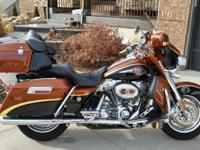 2008 Harley Davidson Screaming Eagle Electra Glide