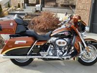 2008 Harley Davidson Screaming Eagle Electra Glide