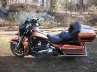 2008 Harley Davidson Ultra Classic Touring 105th Year
