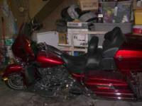 Description MUST SEE2008 harley Davidson Ultra- Glide