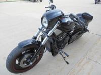 The Harley-Davidson VRSC (V-Twin Racing Street Custom)