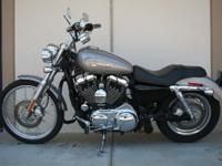 2008 Sportster 1200 WRAP YOUR FISTS AROUND THE