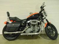 2008 Harley-Davidson XL 1200N Sportster 1200 Nightster