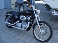 2008 H-D Sportster XL883C top of the line Sportster