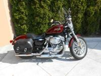 Mileage:7,996 MiYear:2008Condition:Used SADDLEBAGS &