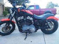 2008 Harley Davidson XL1200N Nightster . Ever Since Its