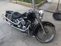 2008 Harley Davison softail deluxe Fully upgraded