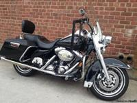This bike is a real clean 2008 Road King Standard