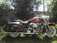 NEW CONDITION 2008 ROAD KING CLASSIC,ONLY 7K MILES,96