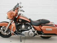 2008 Street Glide 105 th Anniversary # 1039 of 3000