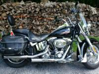 Make: Harley Davidson Model: Other Mileage: 10,500 Mi