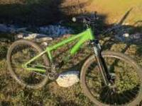 I have a barely used 2008 Haro Thread 1 mountain bike