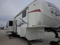 2008 HEARTLAND BIG COUNTRY 4 SLIDE OUTS 5TH WHEEL 38